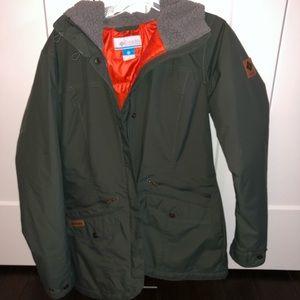 Like New Columbia Winter Coat